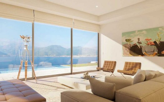 luksuzni apartmani lustica