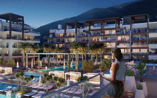 novi stanovi elena porto montenegro