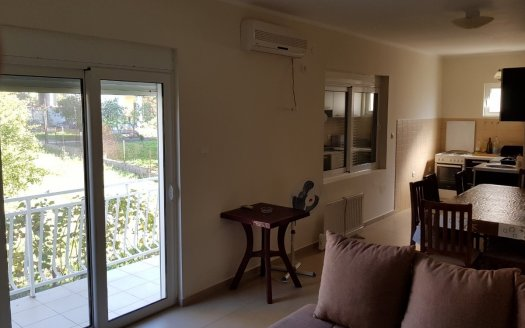 two bedroom apartment furnished for rent tivat