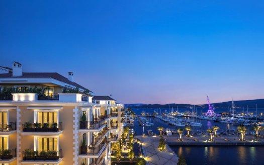porto montenegro aqua apartmani