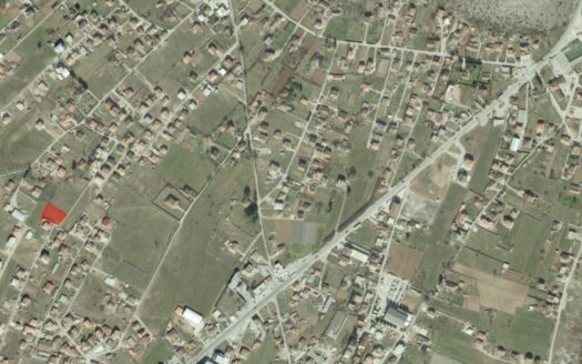 donja gorica land with planning
