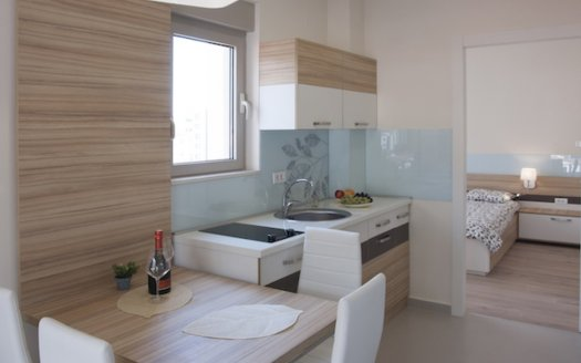 budva buy to let flat