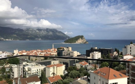 budva gospostina apartment for sale