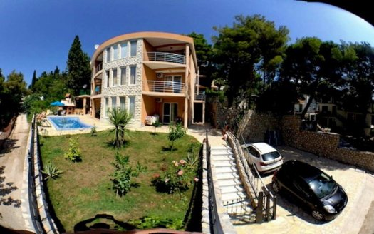 montenegro bar villa for sale