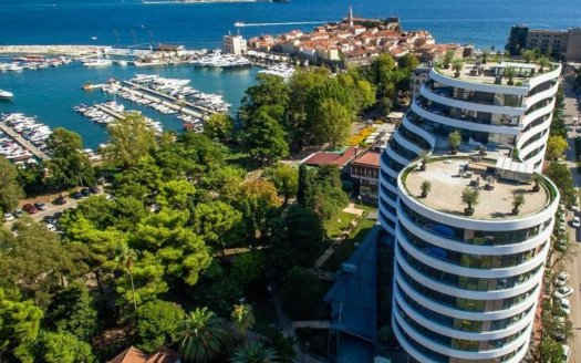 budva centre apartment for sale